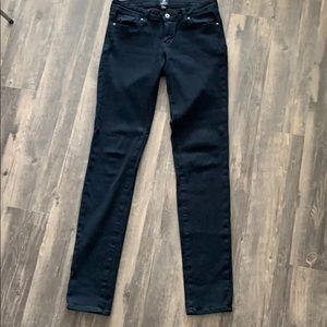 Just Black Stretch Jeans